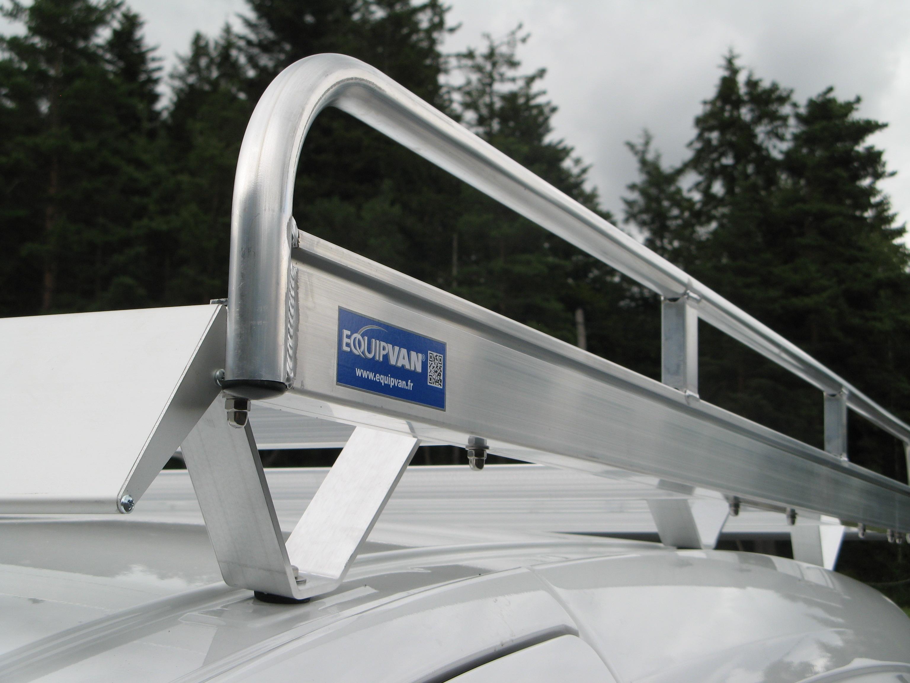 galerie de toit aluminium