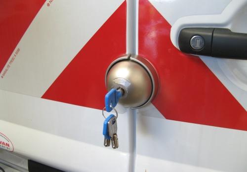 Verrouillage de porte de véhicule, condamnation de porte