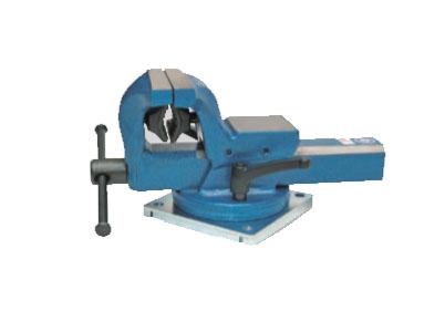 Etau parallèle en acier de mm. 100/125/150