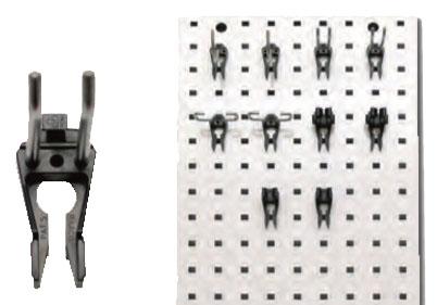 Panneaux latéraux porte-outils - Equipvan