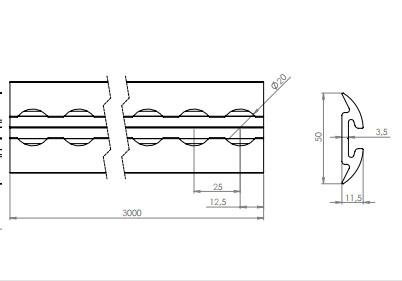 rail-aeronautique-aluminium-semi-circulaire
