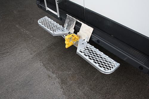 attelage pour véhicule utilitaire