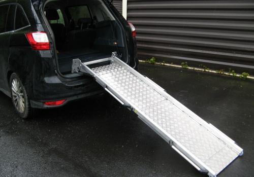rampe pour véhicules