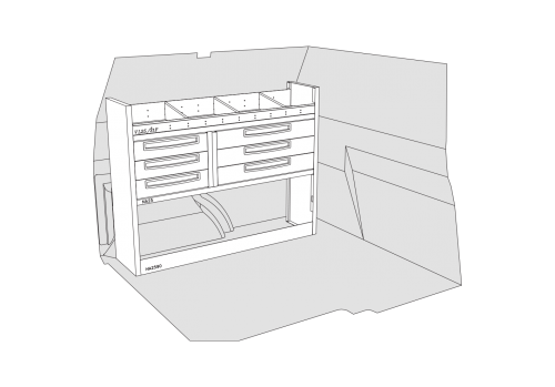 KE 32 Kit véhicule utilitaire