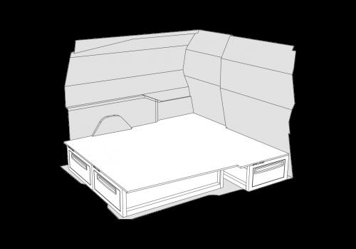 KE 34 Kit véhicule utilitaire