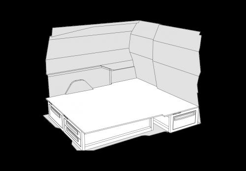 KE 36 Kit véhicule utilitiare