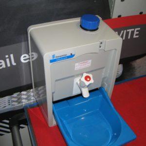 Lave-main chauffant