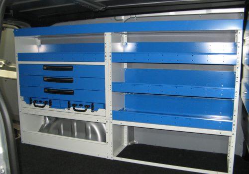 Kit véhicule utilitaire