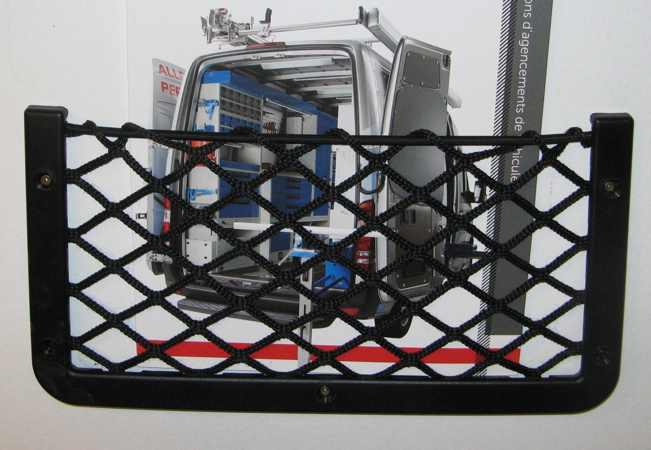 Filet de rangement - RETE35 - EQUIPVAN pour véhicule utilitaire