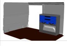 kit kf12 aménagement véhicule utilitaire