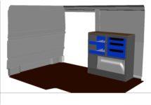 kit kf13 aménagement véhicule utilitaire