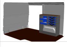 kit kf 14 aménagement véhicule utilitaire