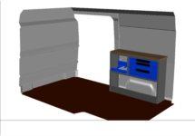kit kf15 aménagement véhicule utilitaire