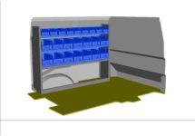 kit kf42 aménagement véhicule utilitaire