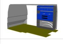 kit kf51 aménagement véhicule utilitaire