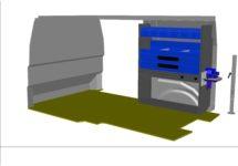 kit kf56 aménagement véhicule utilitaire